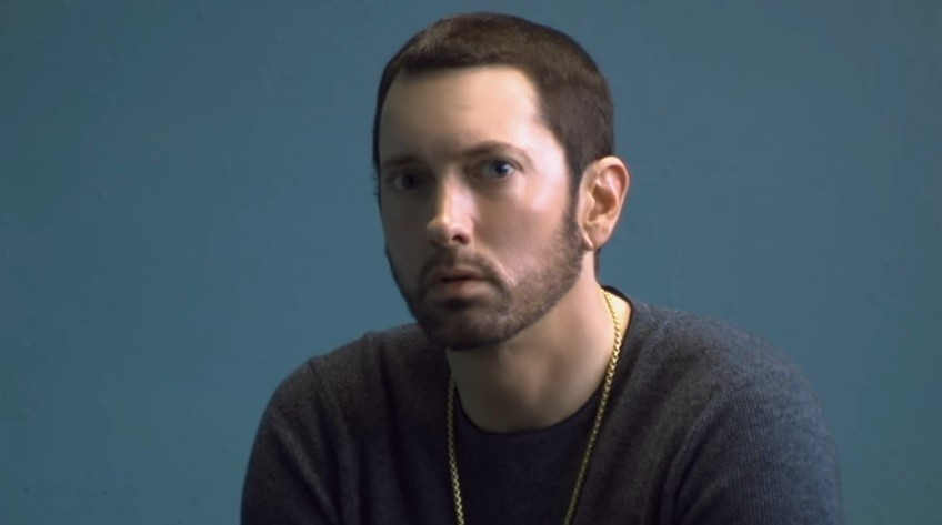 Eminem ft Ed Sheeran — River