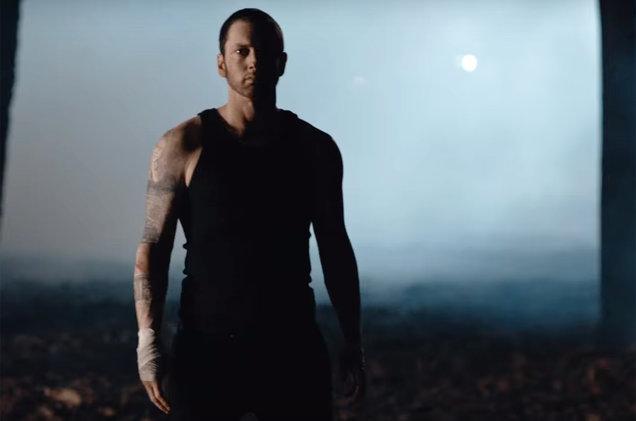 Eminem — Framed
