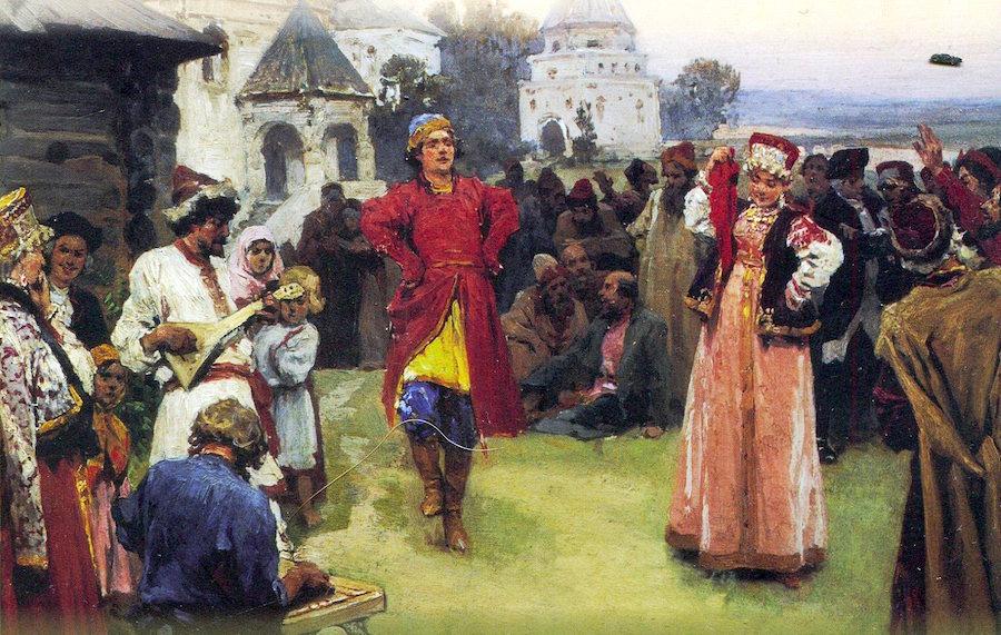 Калинка Малинка - Русская народная песня