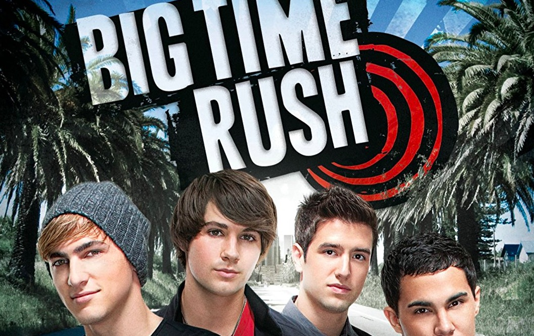 BTR — Big Time Rush