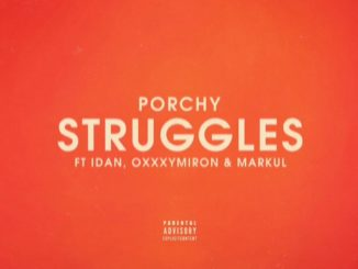 Porchy - STRUGGLES