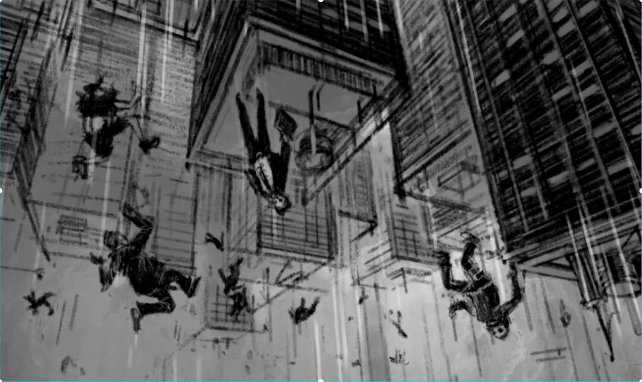 Джино и Oxxxymiron — Под дождём